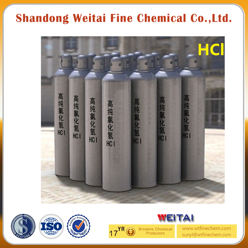 Hydrogen Chloride Anhydrous Liquid 5.0N CAS No.:7647-01-0