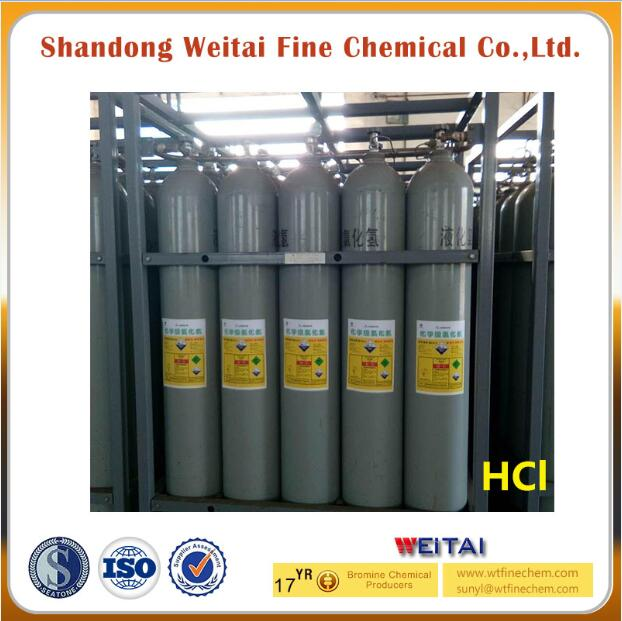Hydrogen Chloride Anhydrous Liquid 3.0N CAS No.: 7647-01-0